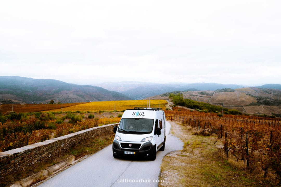 How to get to Douro Valley portugal