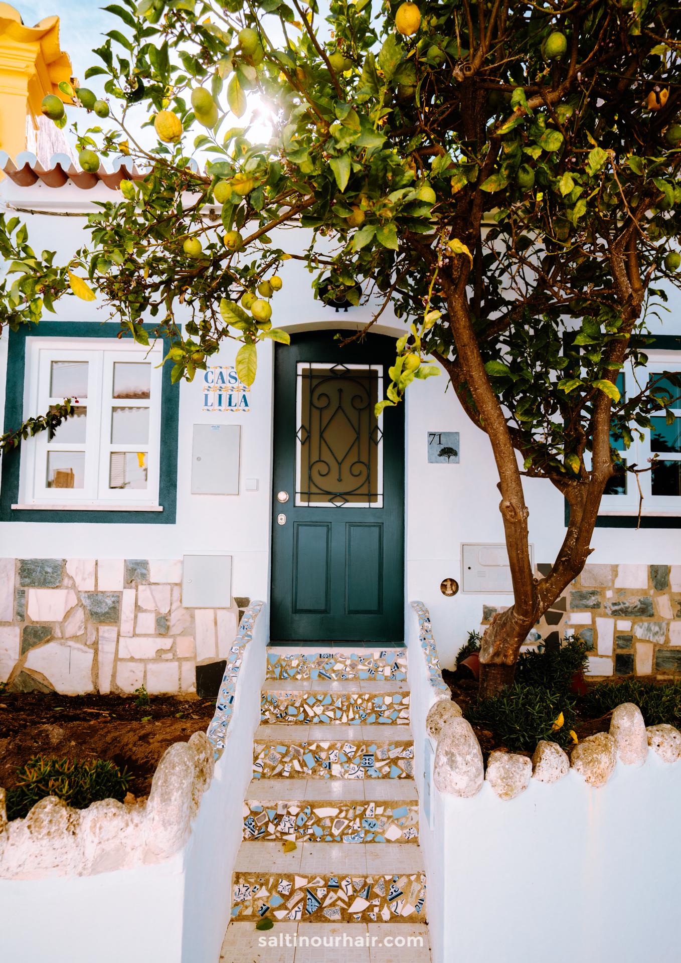Ferragudo village Portugal