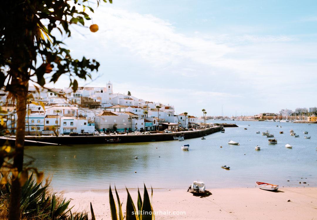 Ferragudo Portugal algarve village