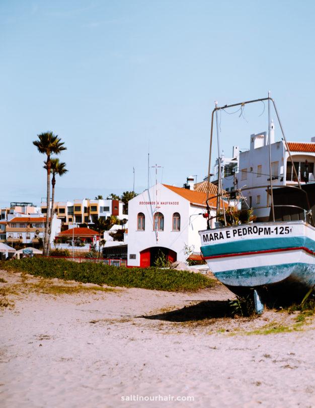 Ferragudo Portugal algarve beach