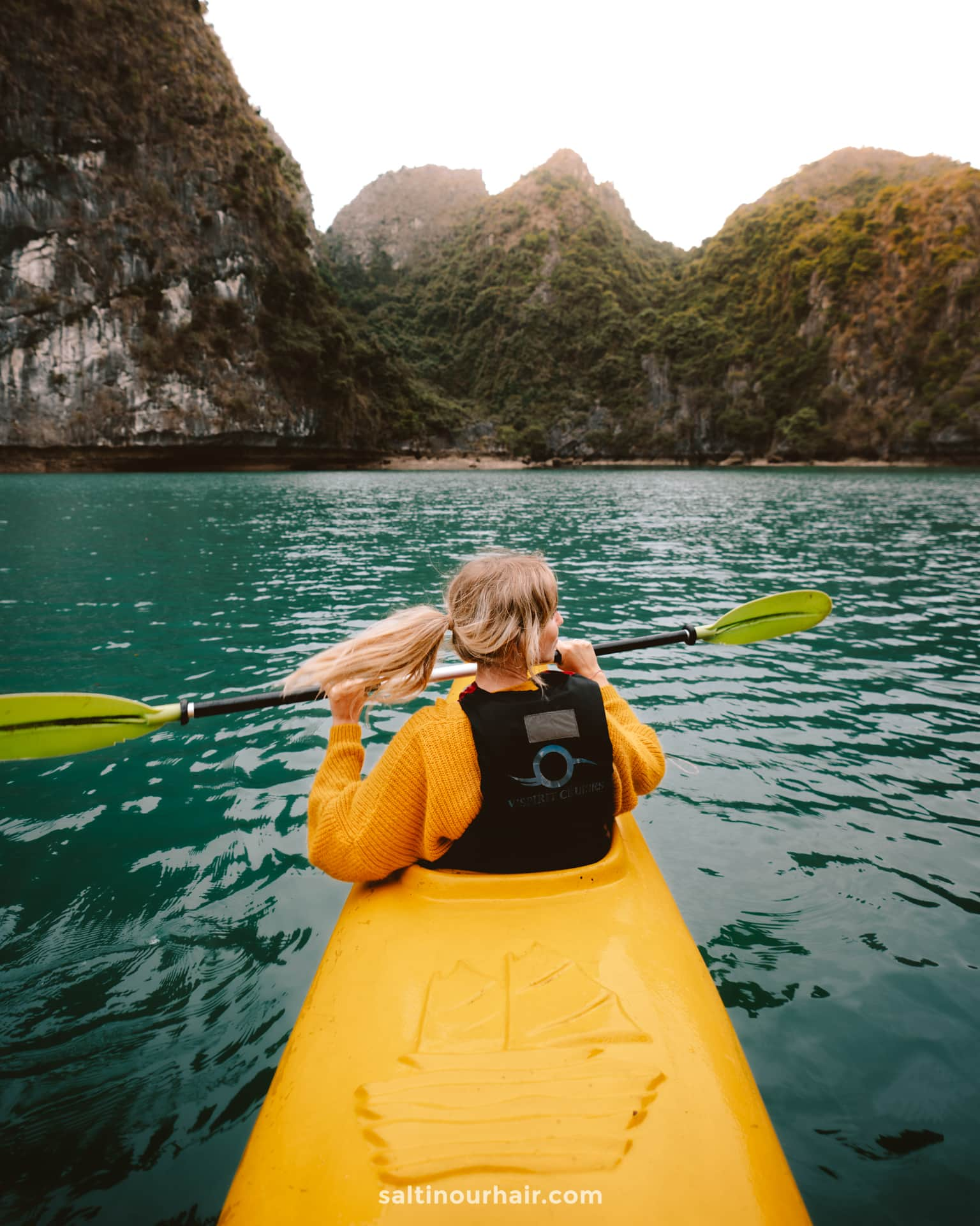 travel safety watersports