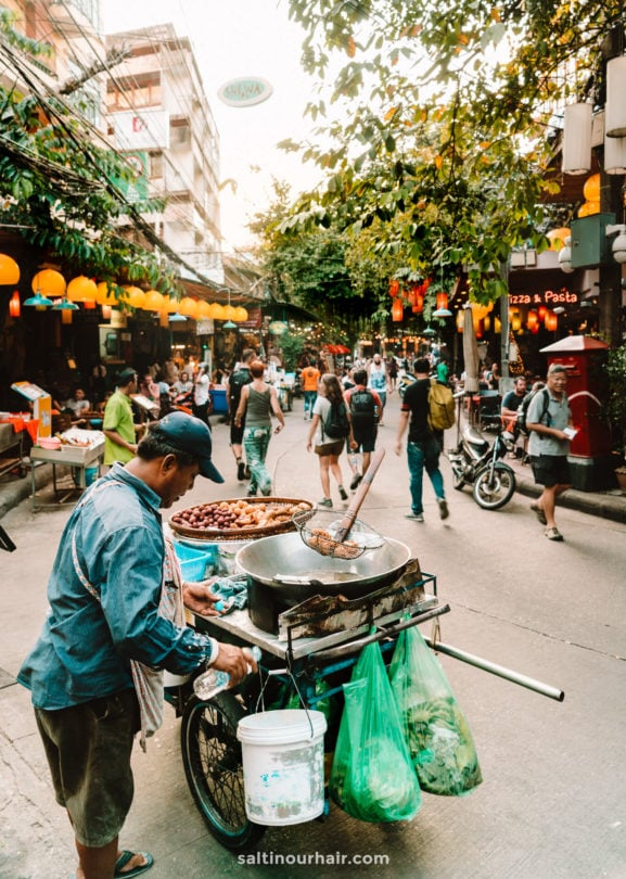 travel safe street food