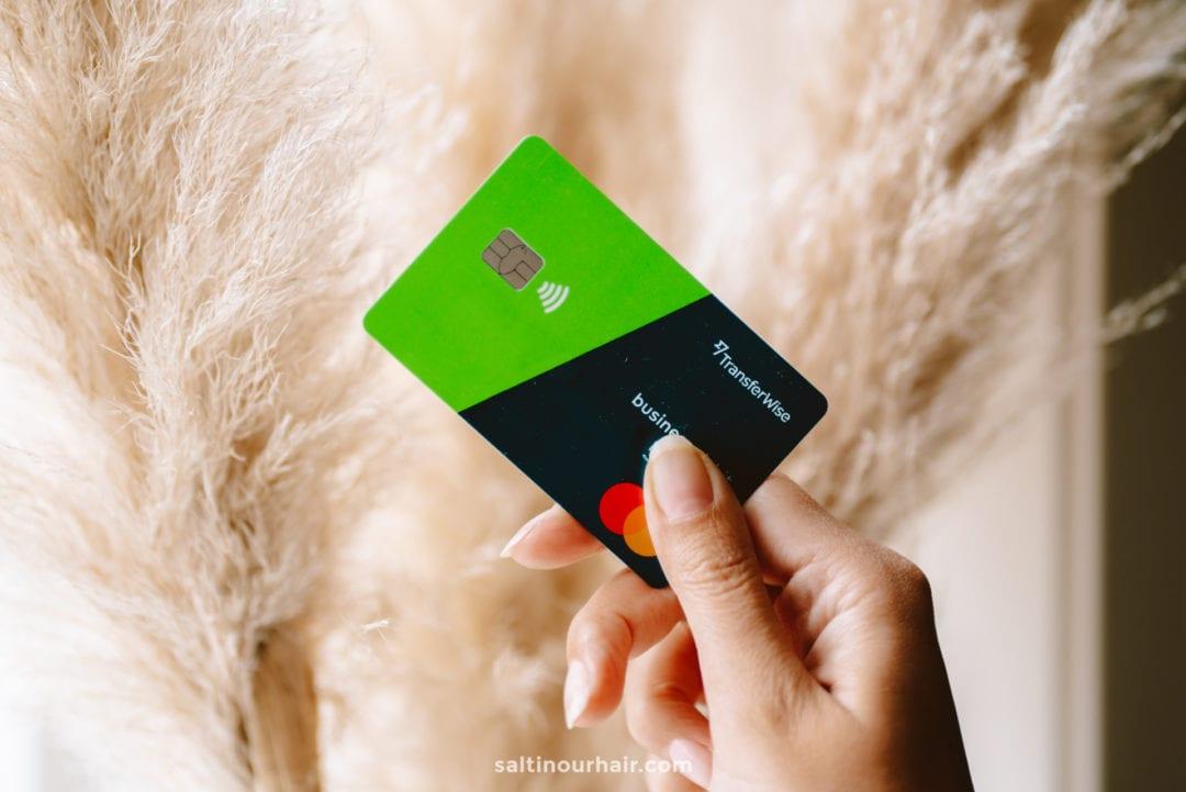 travel safety money card