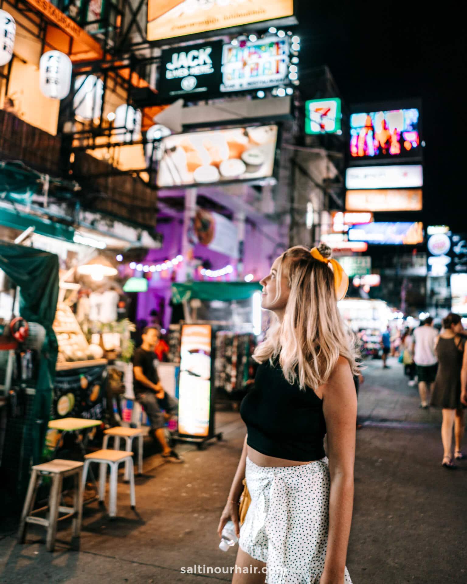 travel safety tips bangkok