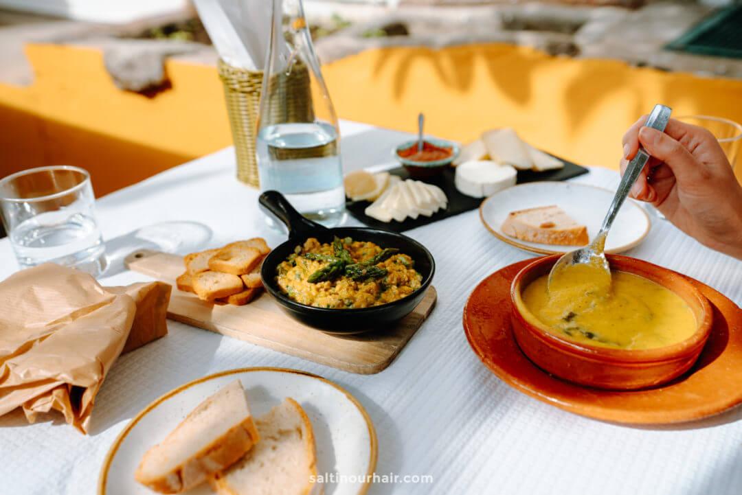 evora portugal best restaurants