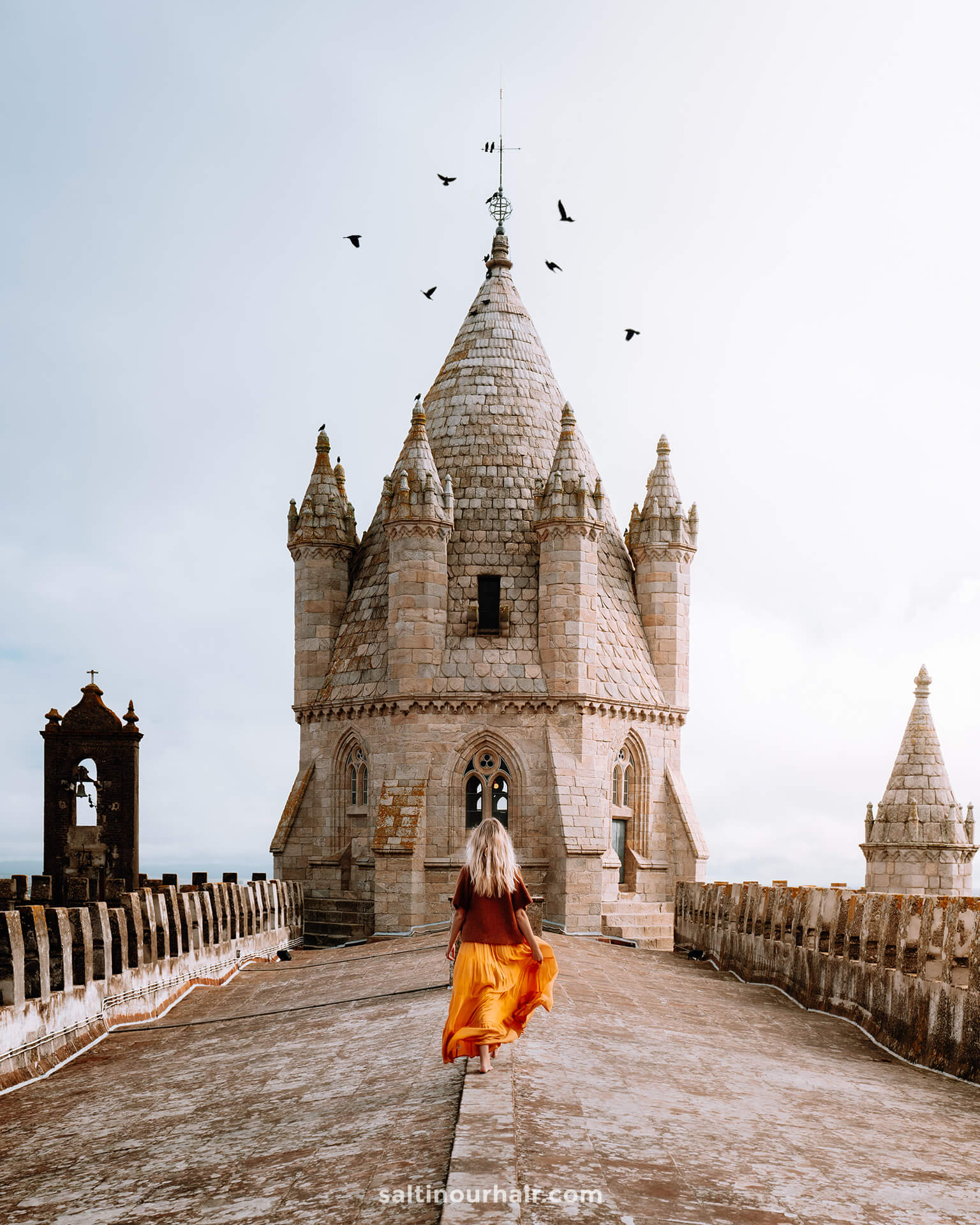 Evora Portugal Kathedraal