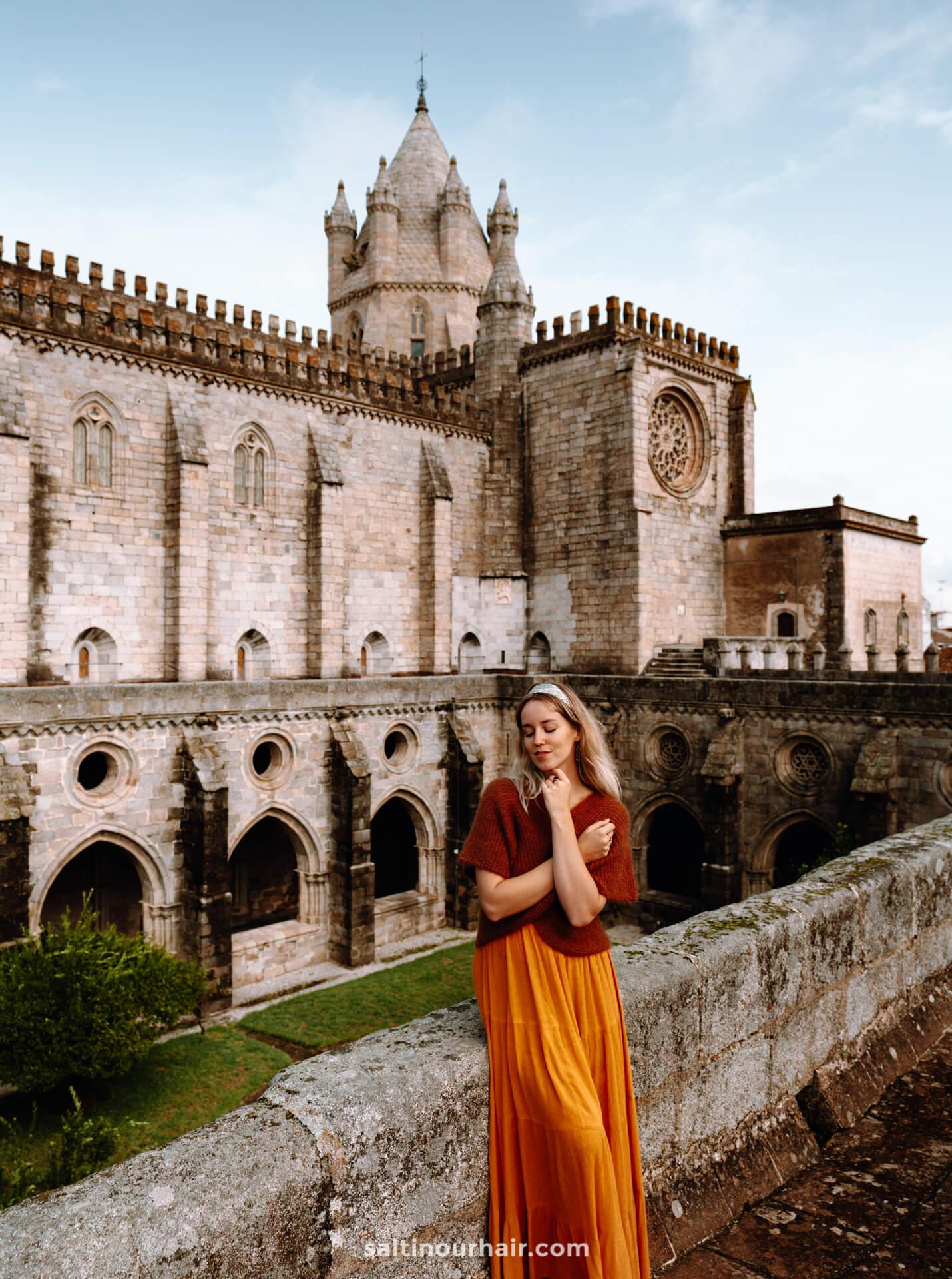 Kathedraal Evora Portugal