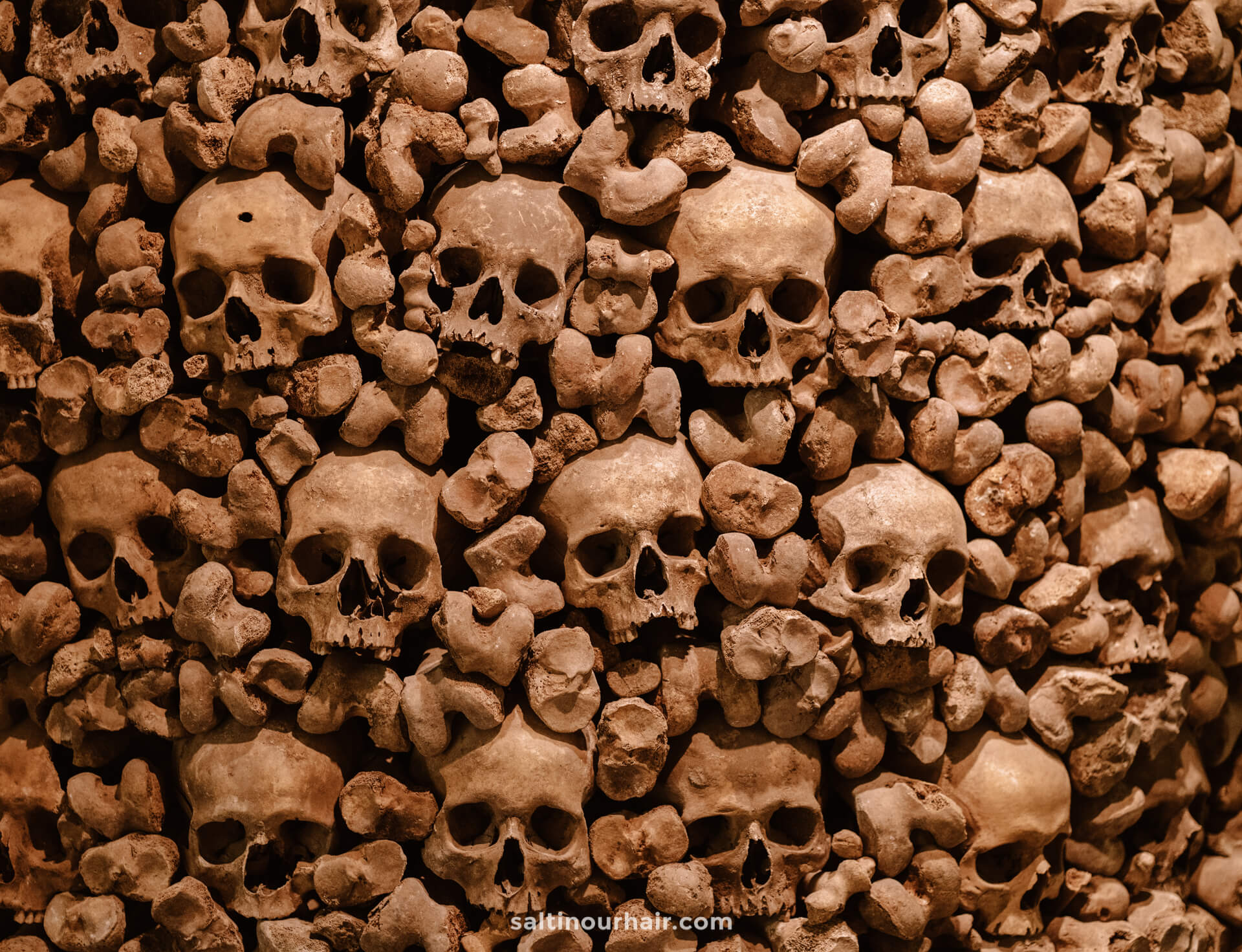 evora chapel of bones