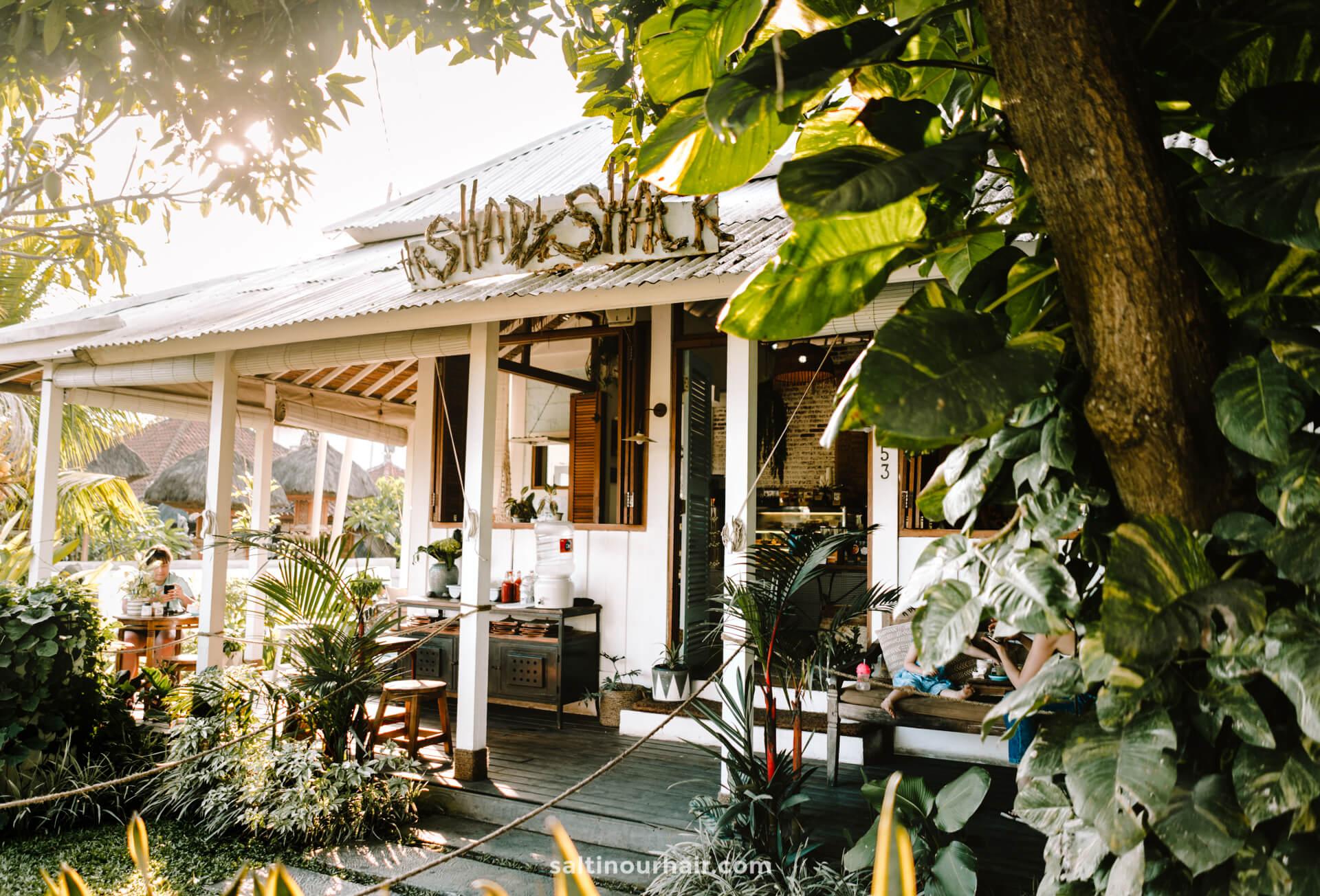 best cafes canggu bali