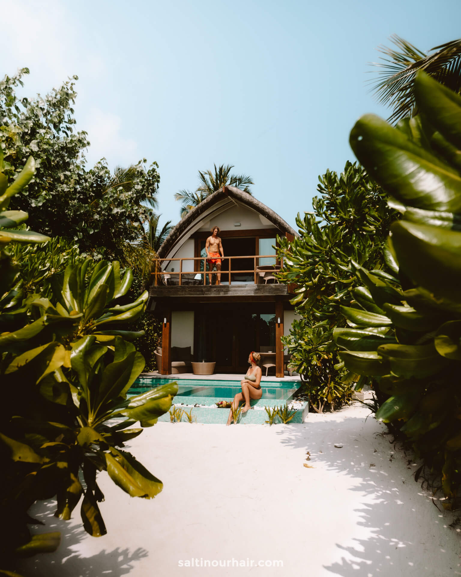 luxury honeymoon destinations maldives