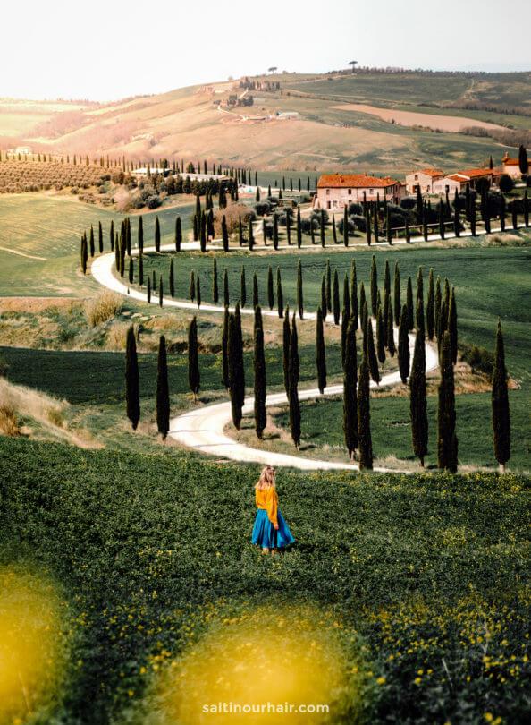 honeymoon destinations tuscany italy