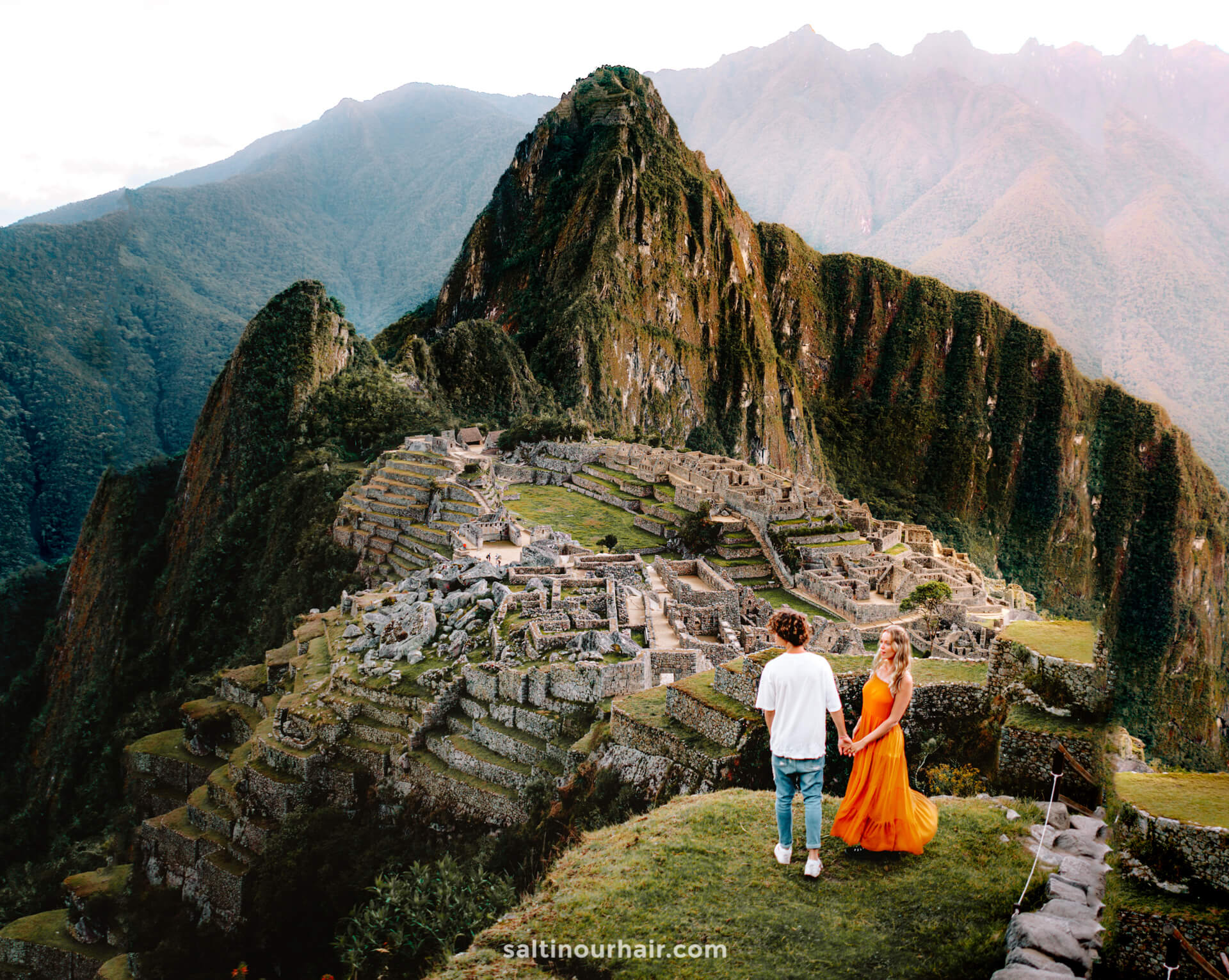 best honeymoon destinations peru machu picchu