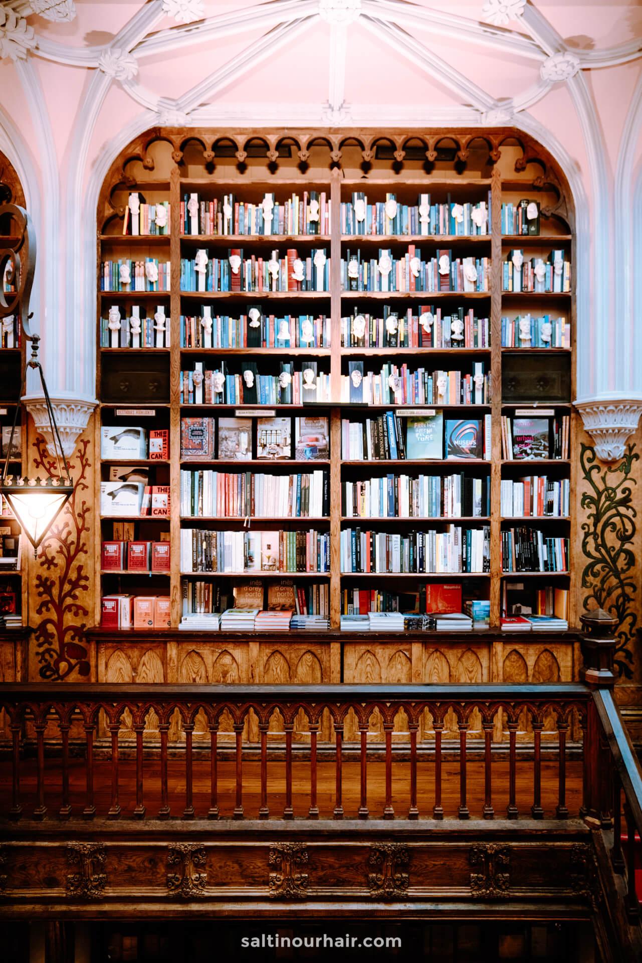 Livraria Lello porto boekwinkel