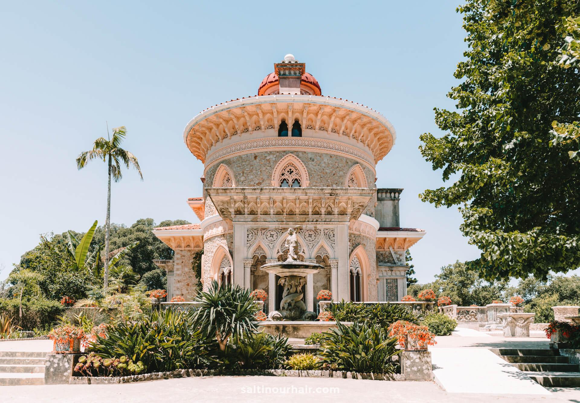 mooiste plekken in Portugal Sintra paleis