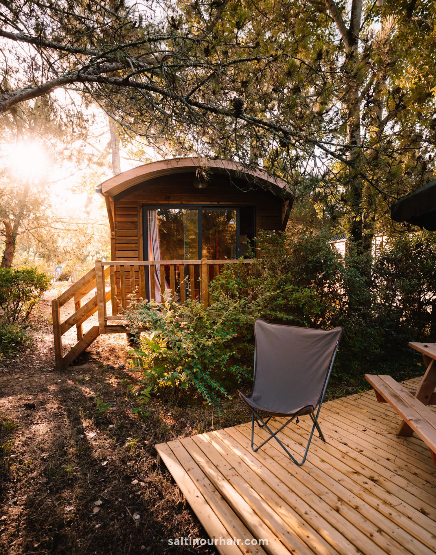 best campsite france