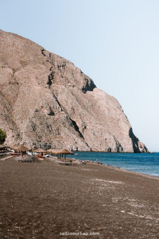 santarini beaches