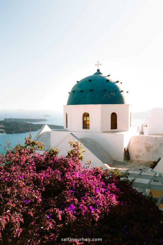 santorini greece Imerovigli
