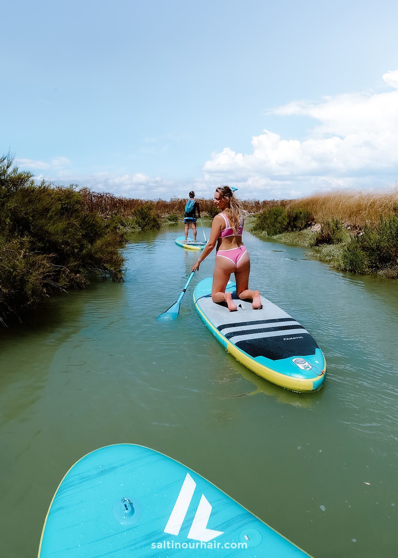 ile de re best things to do paddleboarding
