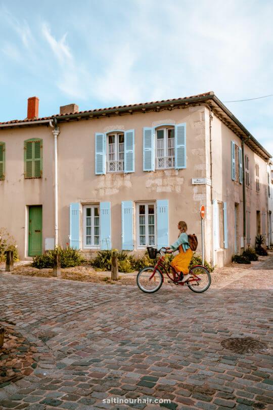 rent bike ile de re france