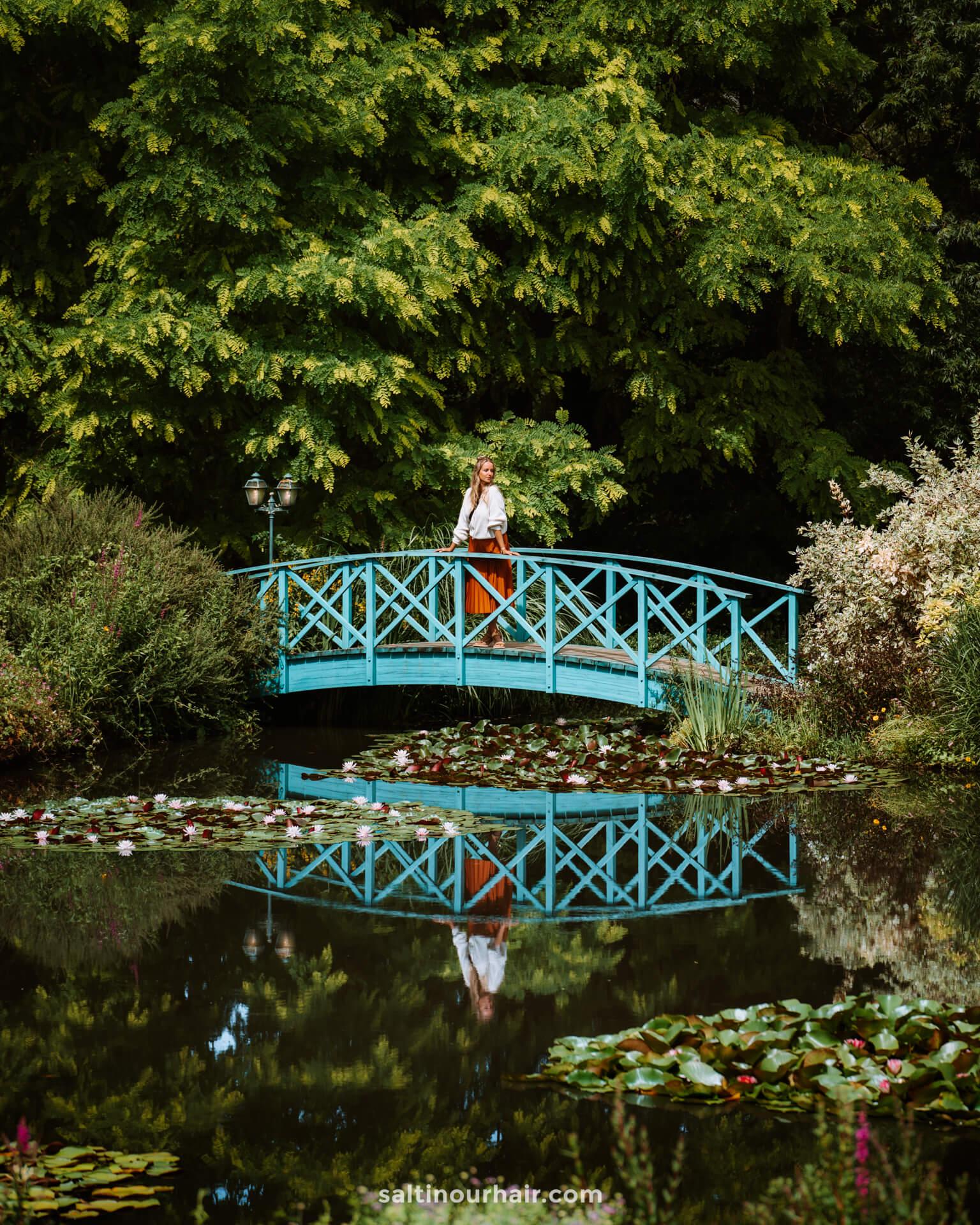 sarlat france water gardens