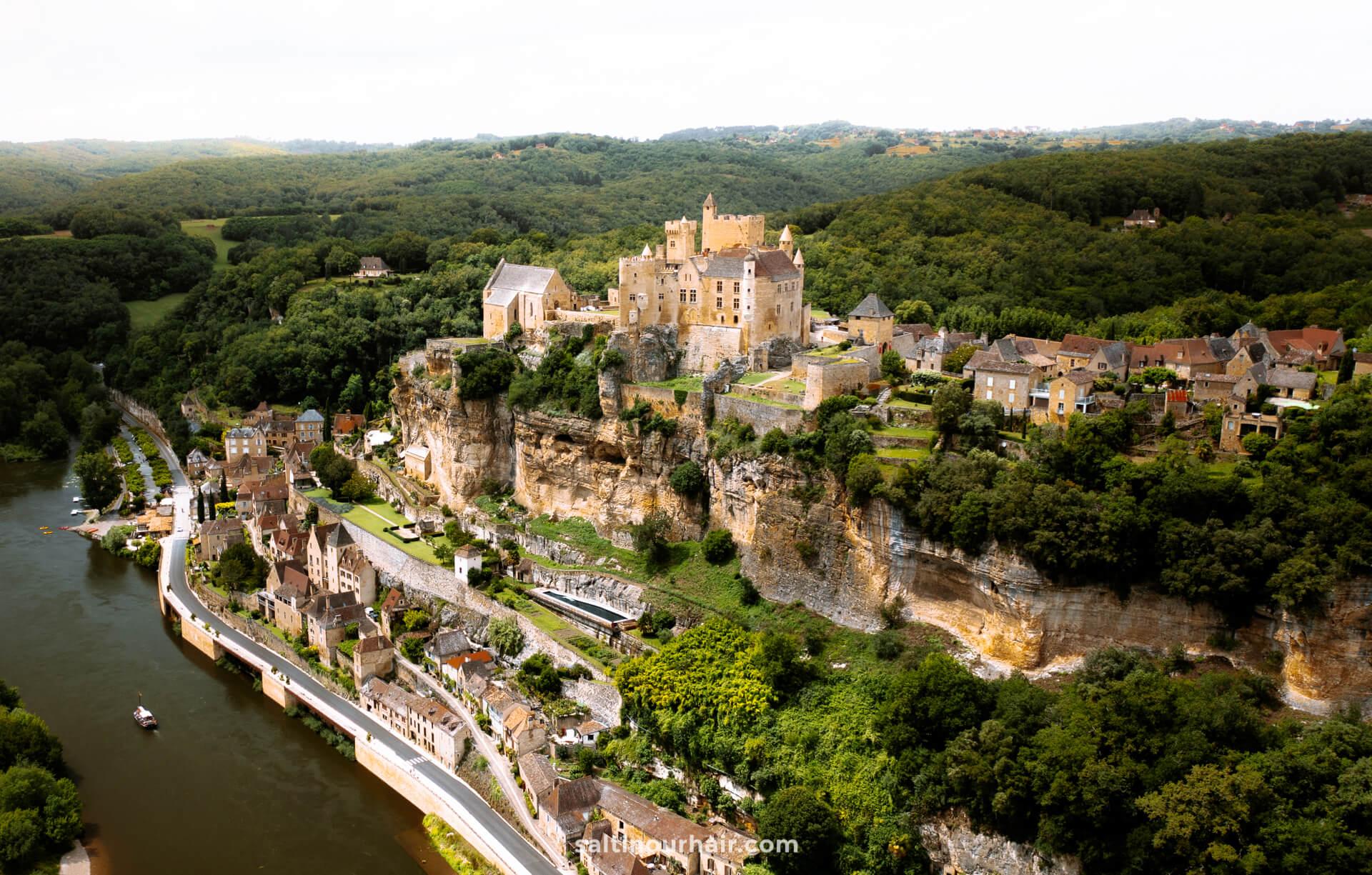 dordogne valley Chateau de Beynac