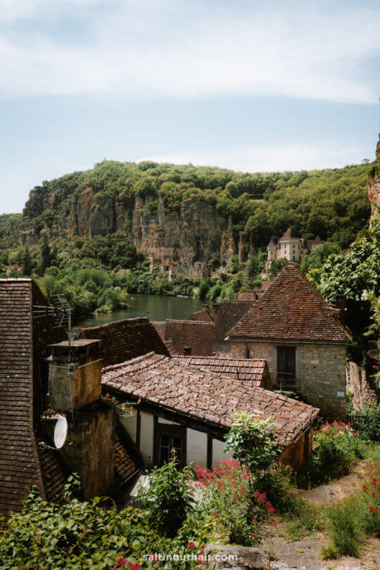sarlat things to do La Roque Gageac