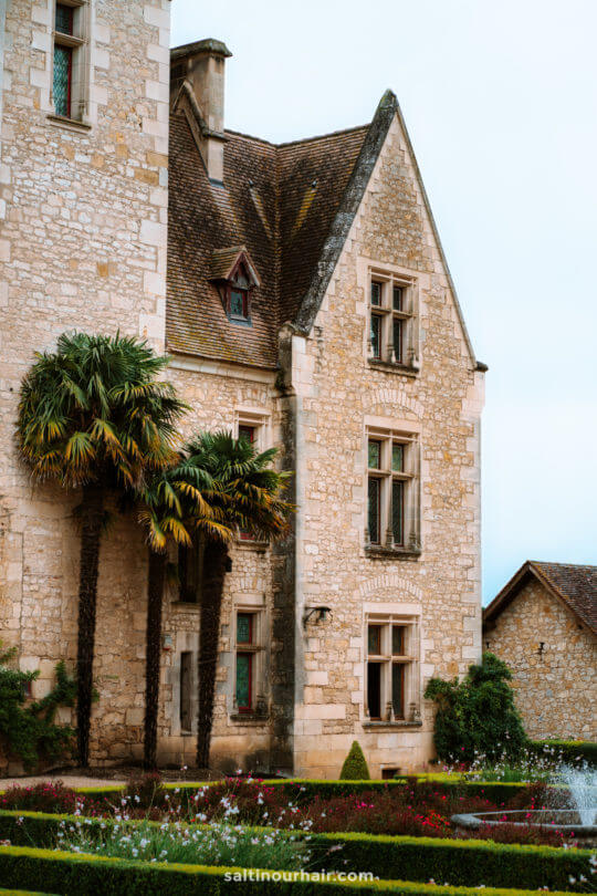 sarlat things to do chateau