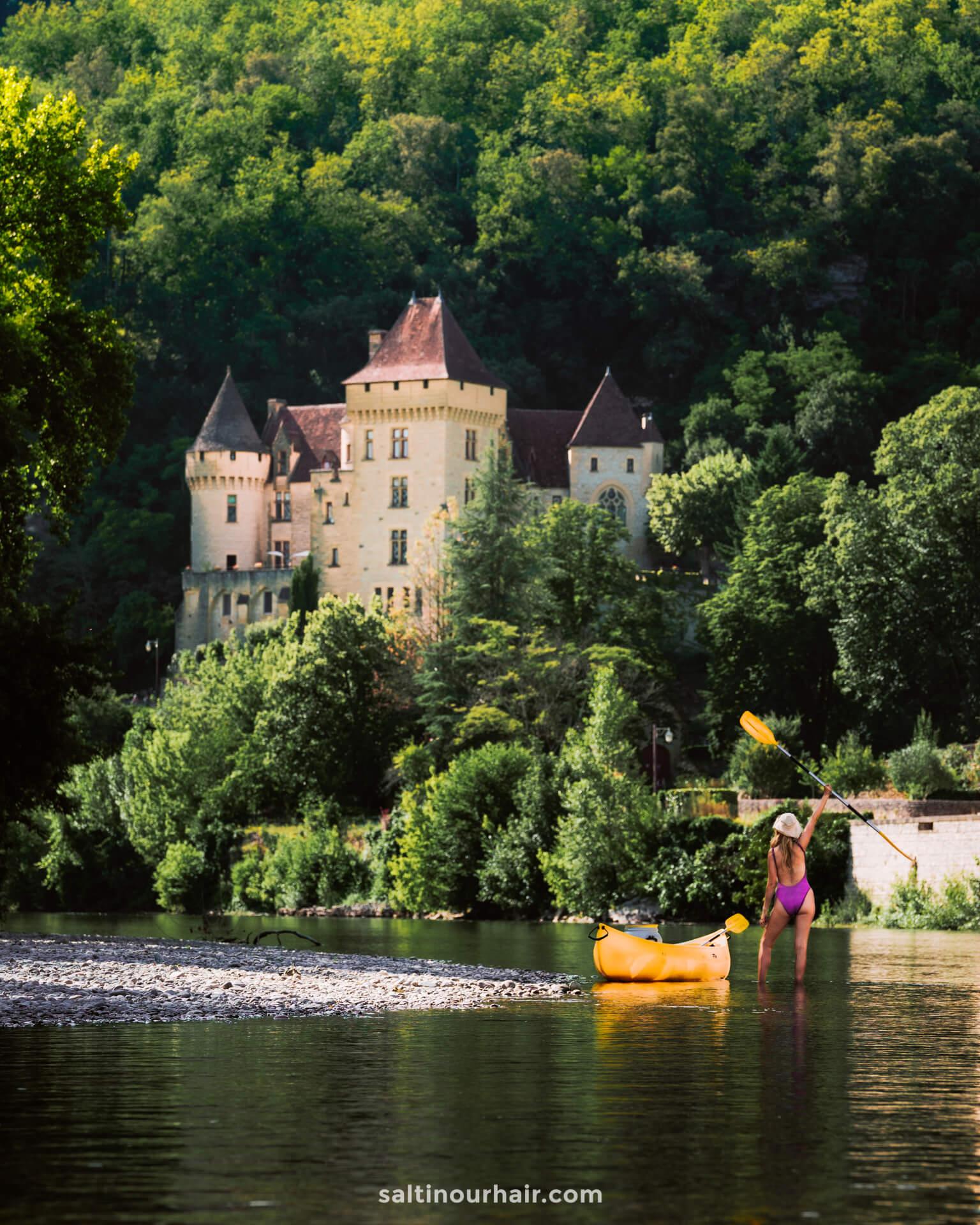 sarlat france things to do kayaking