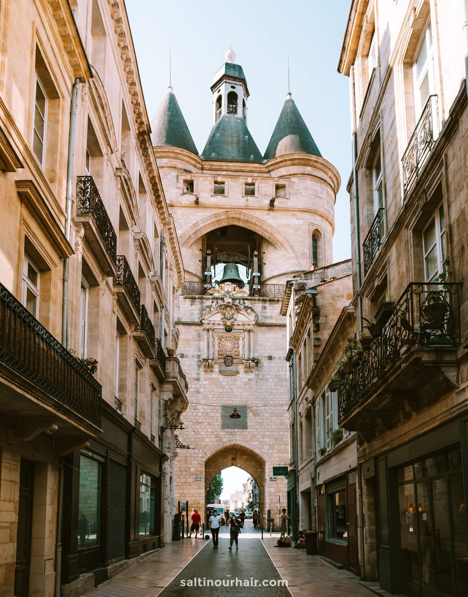 Grosse Cloche de Bordeaux france