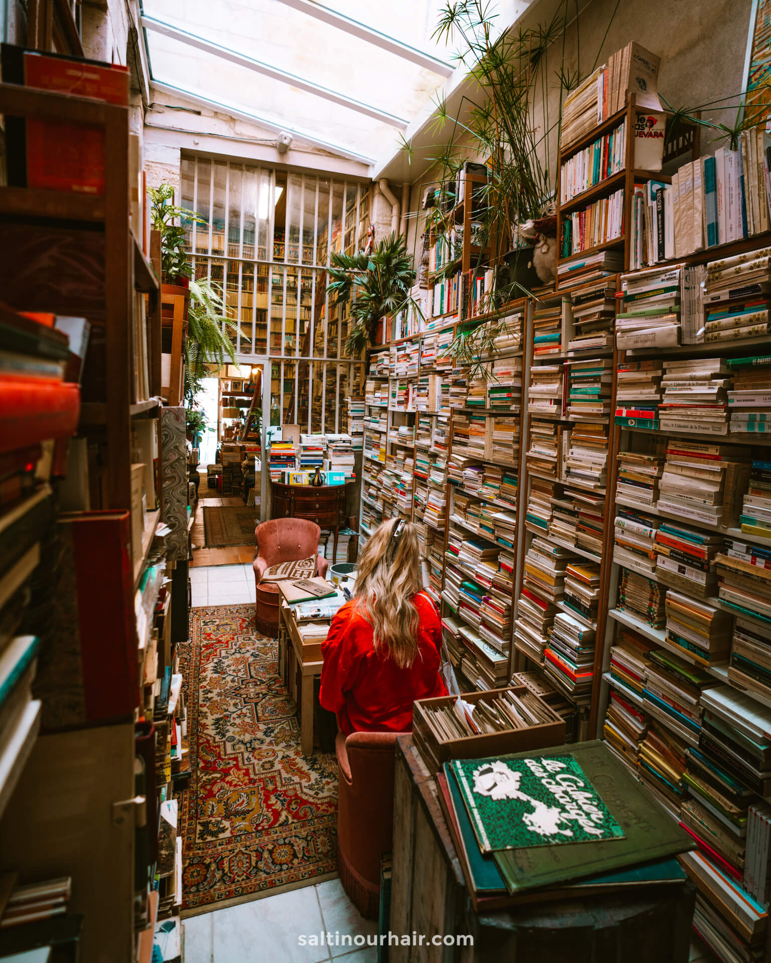 bordeaux france things to do bookstore