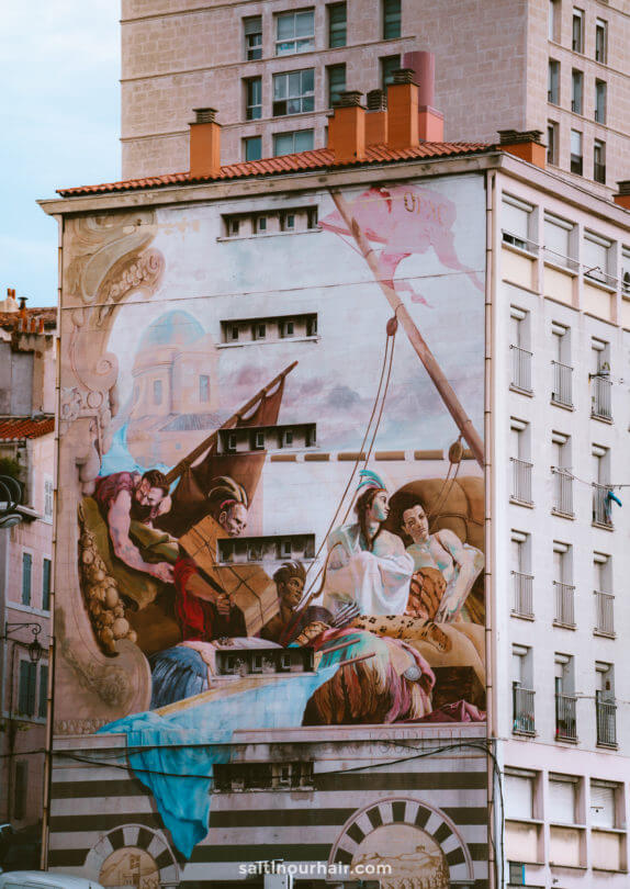 marseille things to do street art